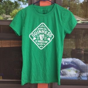 Guinness Dublin St. Patrick's Day 2018 Graphic Tee